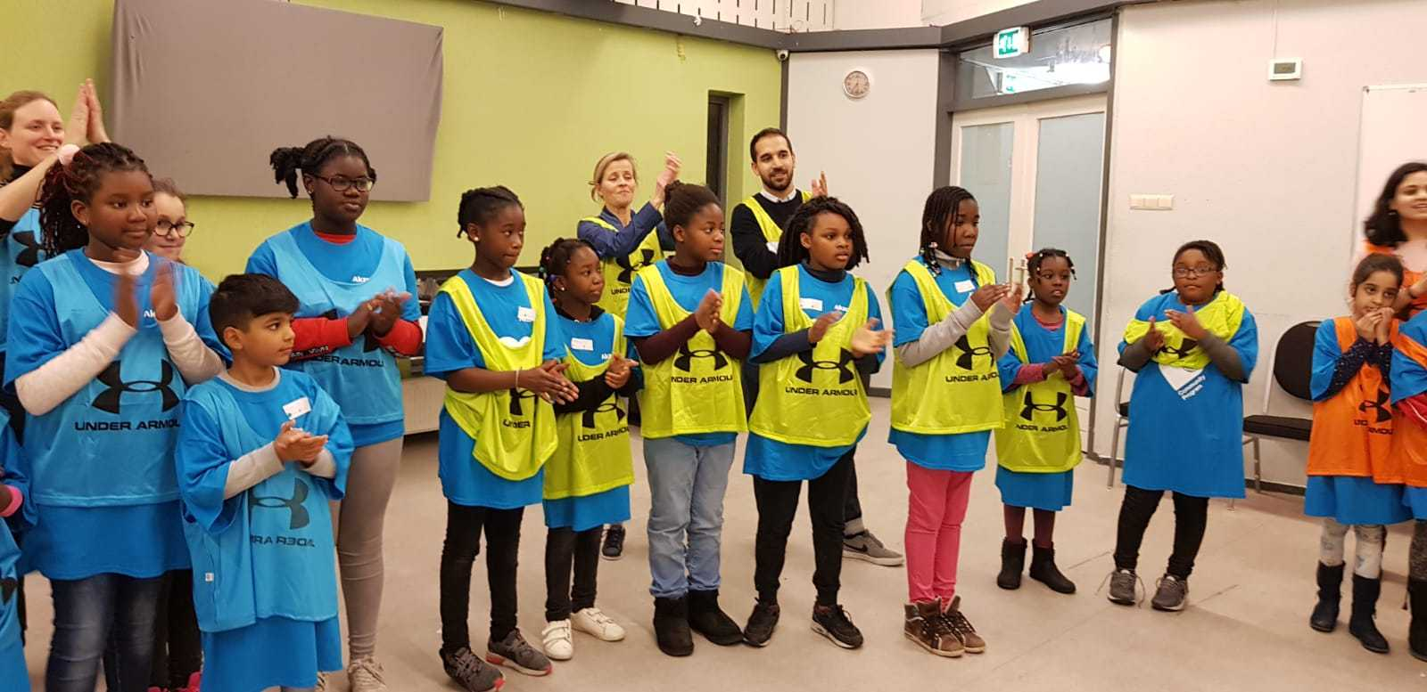Dinsdag 13 november – AkzoNobel's Community Program