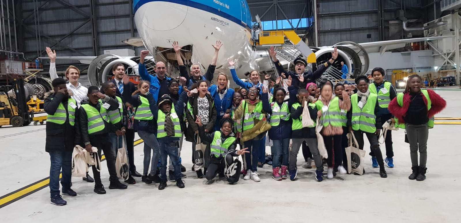 BTO meets KLM