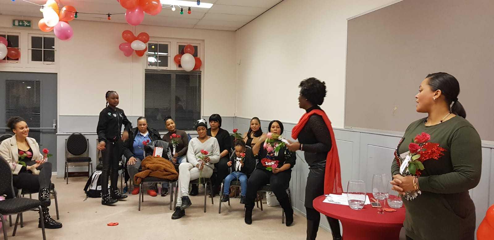 Vrouwennetwerk presents: Vrouwenbijeenkomst